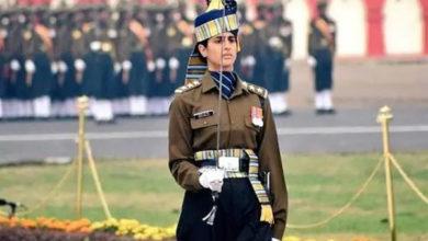 Photo of कैप्टन तान्या शेरगिल: थलसेना दिवस पर परेड का नेतृत्व करने वाली पहली महिला अधिकारी