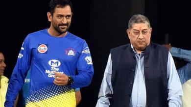 Photo of इसमें कोई शक नहीं चेन्नई सुपरकिंग्स 2021 में धोनी को बरकरार रखेगा: श्रीनिवासन