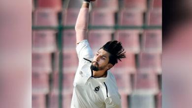Photo of टखने में चोट के कारण इशांत न्यूजीलैंड के खिलाफ टेस्ट श्रृंखला से बाहर