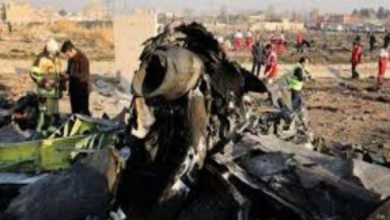 Photo of ईरान ने माना, यूक्रेन के विमान पर दागी गई थीं दो मिसाइलें