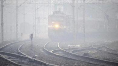 Photo of कोहरे के चलते दिल्ली हवाई अड्डे से पांच विमानों के मार्ग बदले गए, 22 ट्रेनें विलंब से चल रहीं