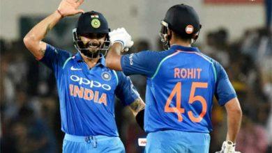 Photo of रोहित, विराट की शानदार पारी से भारत ने  2 -1  से जीती सीरीज