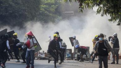 Photo of म्यांमा में सुरक्षा बलों की कार्रवाई में 33 प्रदर्शनकारियों की मौत