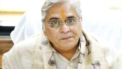 Photo of विधायक अरुण वोरा पाए गए कोरोना पॉज़िटिव, संपर्क में आए लोगों से टेस्ट कराने अपील की