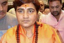 Photo of भाजपा सांसद प्रज्ञा सिंह अस्वस्थ, उपचार के लिये विमान से मुंबई गईं
