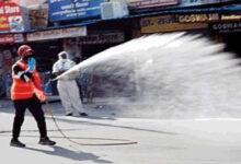 Photo of सैनिटाइजेशन से संक्रमण की चेन तोड़ेगा लखनऊ नगर निगम, शुरू हुआ अभियान