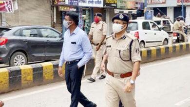 Photo of रायपुर: कोरोना के खिलाफ लापरवाही पर कलेक्टर हुए गर्म, SSP यादव ने कहाँ फालतू घूमते पाए जाने पर गाड़ी होगी ज़ब्त
