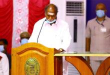 Photo of एन रंगासामी ने पुडुचेरी के मुख्यमंत्री के तौर पर शपथ ली