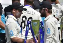 Photo of न्यूजीलैंड ने टेस्ट टीम रैकिंग में भारत को शीर्ष से हटाया