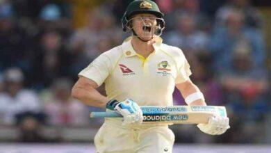 Photo of विलियमसन को हटाकर शीर्ष टेस्ट रैंकिंग बल्लेबाज बने स्मिथ, कोहली चौथे स्थान पर पहुंचे
