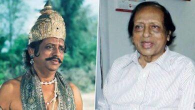 Photo of नहीं रहे रामायण के 'आर्य सुमंत' चंद्रशेखर वैद्य, लंबी बीमारी के बाद निधन