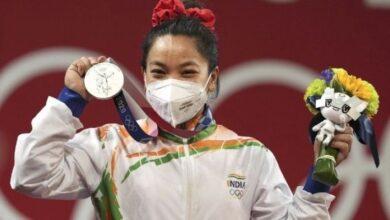 Photo of ओलंपिक में मीराबाई चानू को रजत पदक जीतने पर बधाई और शुभकामनाएं: मुख्यमंत्री