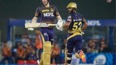 Photo of आईपीएल में कोविड: केकेआर-आरसीबी मुकाबला स्थगित, सीएसके स्टाफ में भी पॉजिटिव मामले