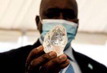 Photo of बोत्सवाना में खदान से निकला 1,000 कैरेट से अधिक वजन का हीरा