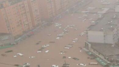 Photo of चीन के इस शहर में 1000 वर्षों में सबसे भारी बारिश, तैरने लगी कारें, 33 लोगों की मौत, कई लापता